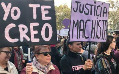 """About """"La Manada"""" Rape Gang Court Case"""