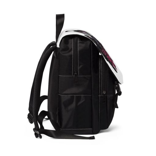 right side view Learn Self Pleasure Backpack