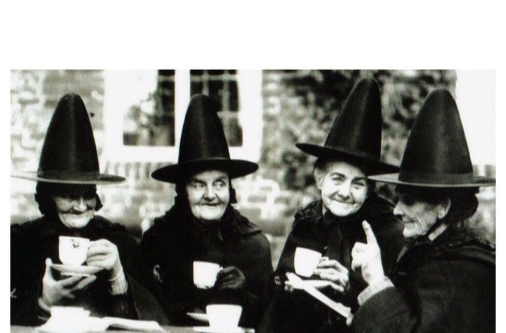 4 witches, we strike